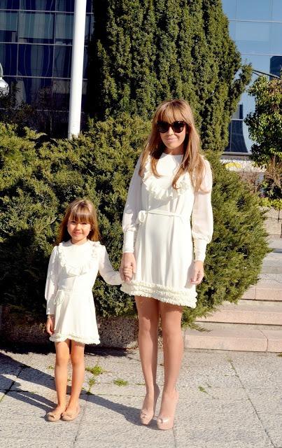 Эстефания с дочкой