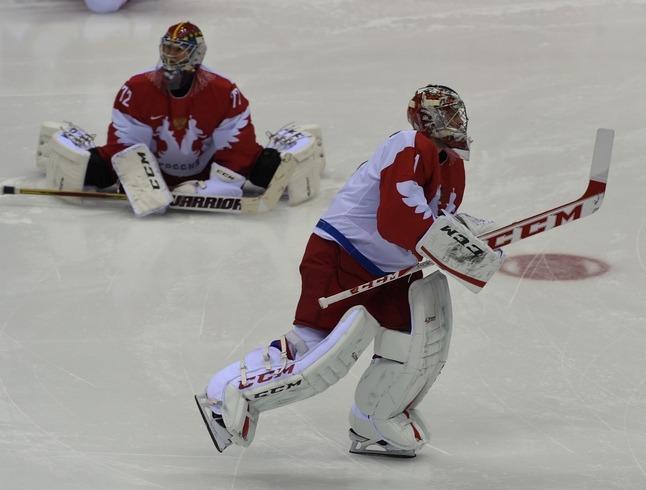 Россия проиграла Финляндии в 1/4 финала и покидает олимпийские игры в Сочи