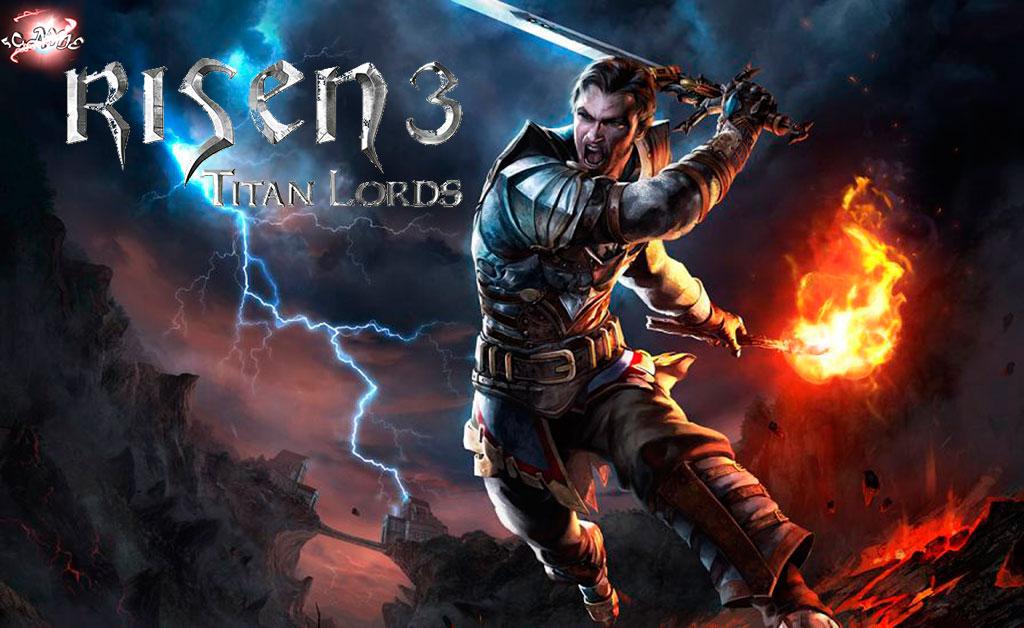 Игра Risen Titan Lords анонсирована немецким журналом