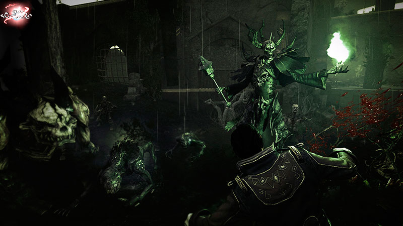 Risen Titan Lords скриншоты