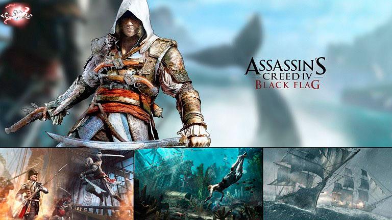 Владельцам Assassins Creed 4 Black Flag Nvidia дарит новые графические особенности игры