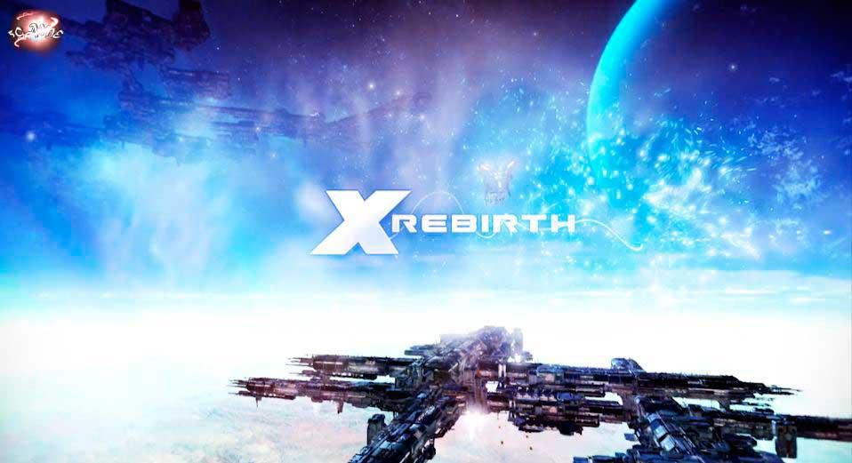 X Rebirth 2013 - новый космический симулятор X3 от Egosoft