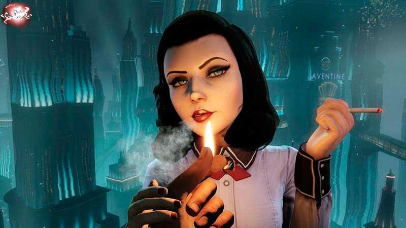 Порно в BioShock Infinite