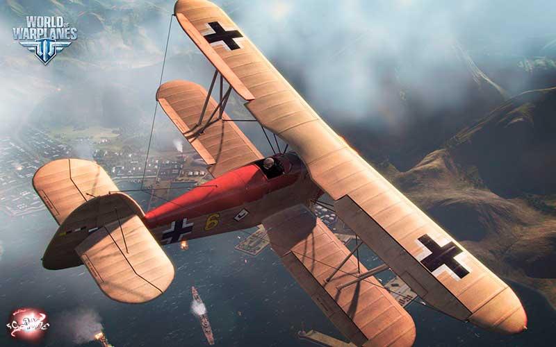 World of Warplanes - официальный форум игры