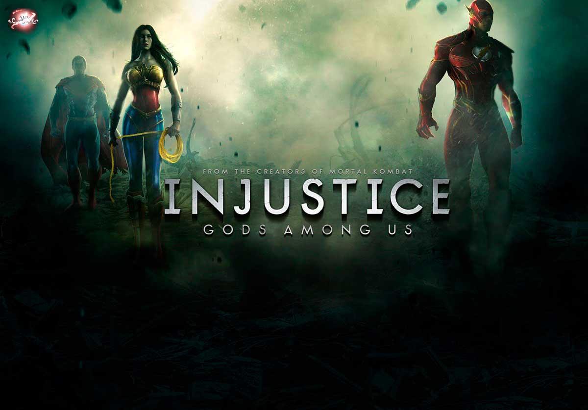 На РС новый файтинг - Injustice Gods Among Us
