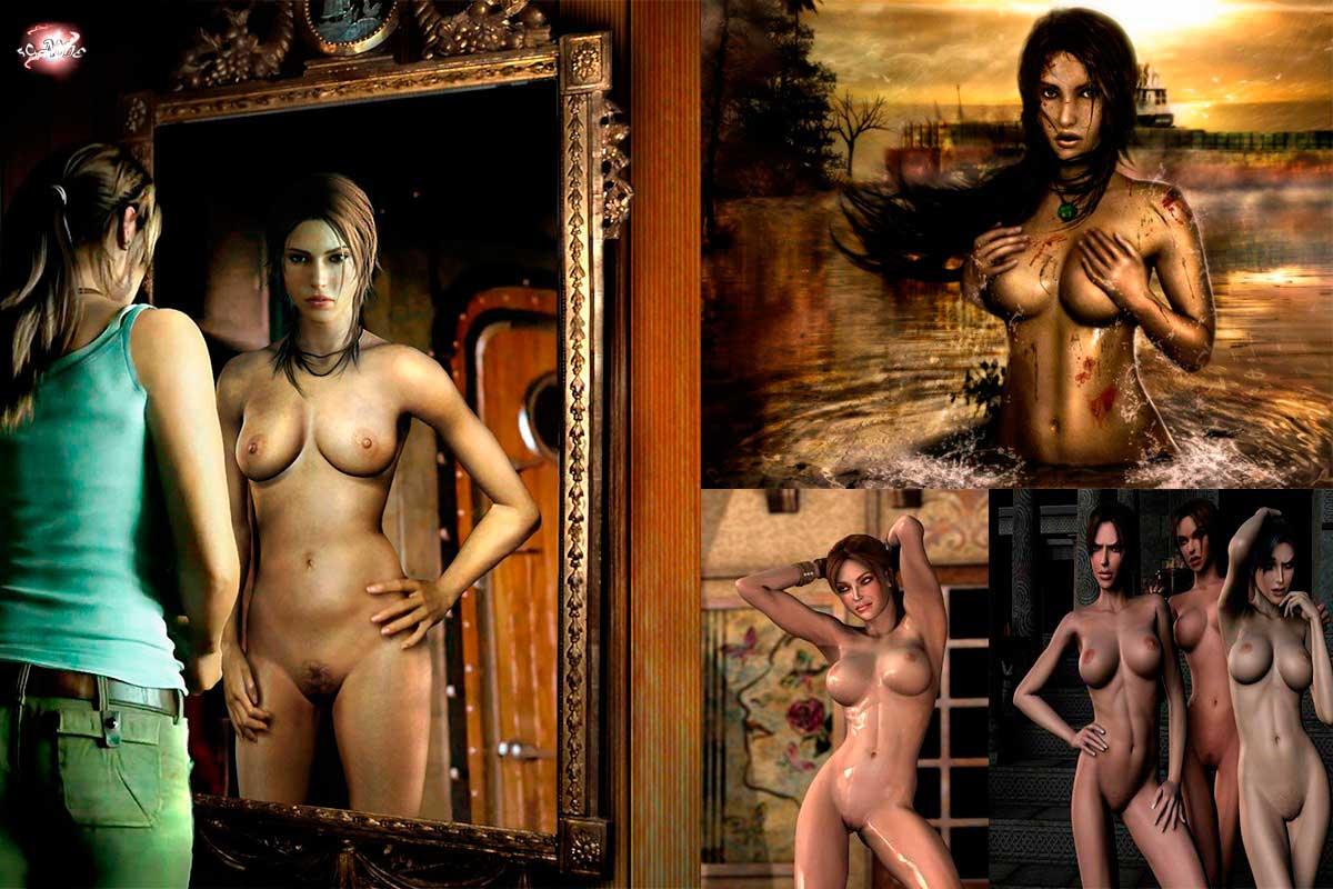 Секс фото голой лары крофт, волосатые киски веб камера смотреть онлайн