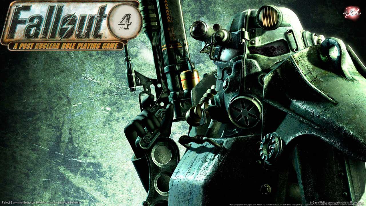 Новости о Fallout 4, игры от Bethesda SoftWorks