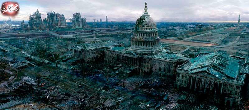 Fallout 4 локации