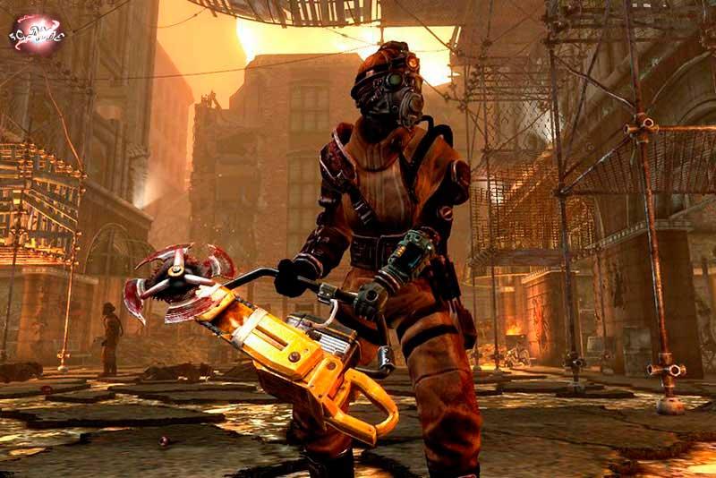 Fallout 4 San Franсisco