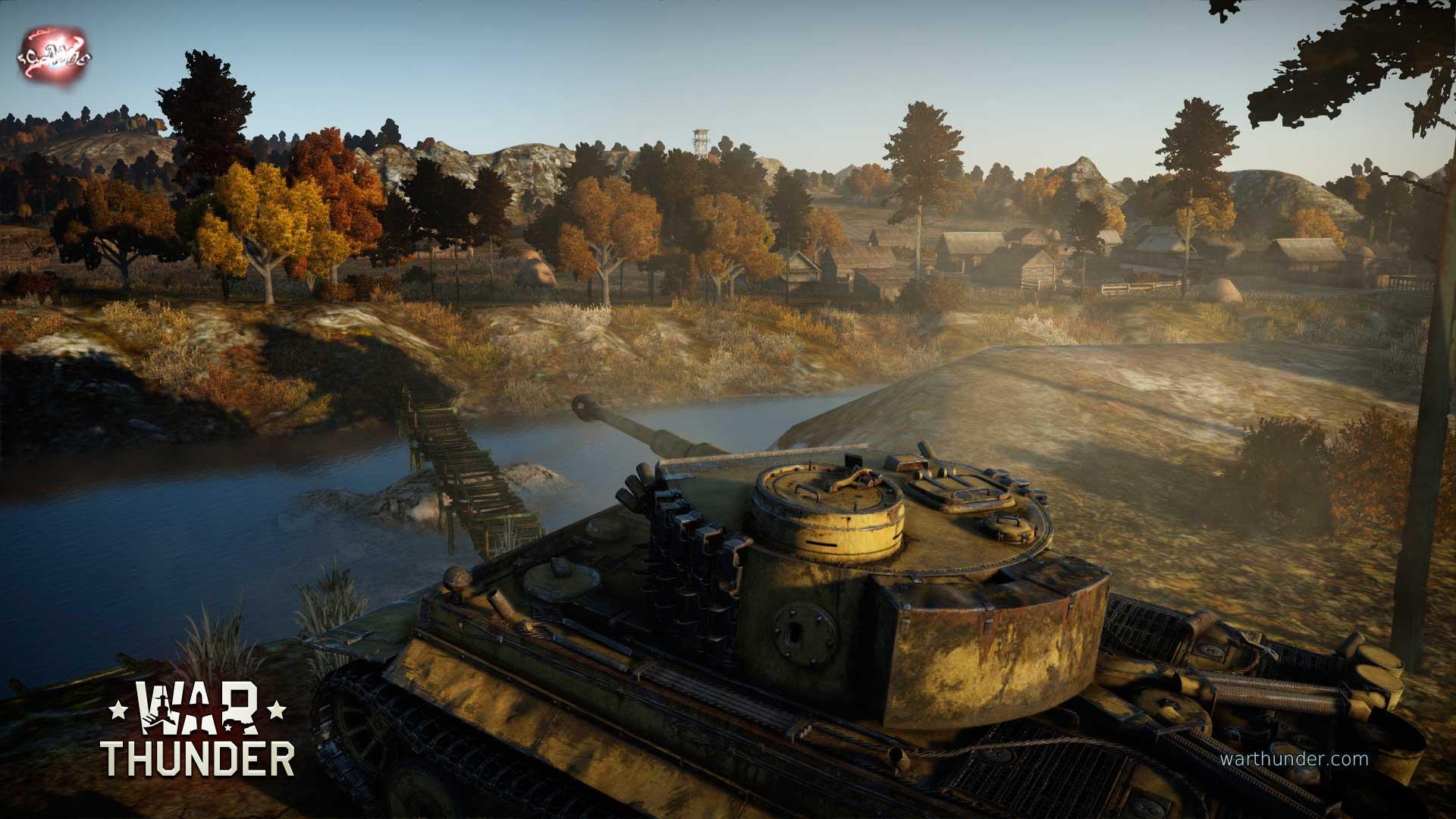 танковые сражения War Thunder