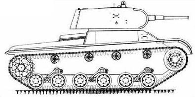 Немного о  Т-127