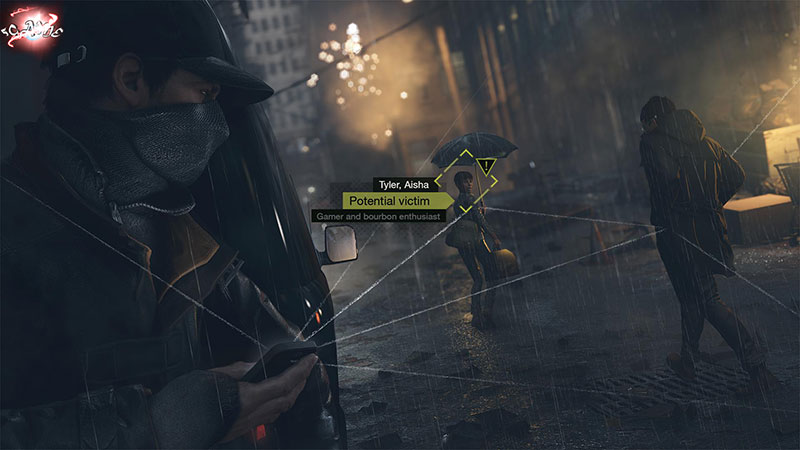 Картинки watch dogs