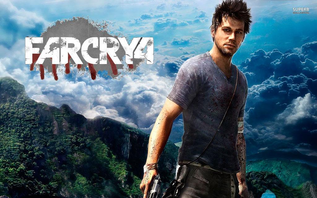 В Far Cry 4 играть будем в Гималайских горах