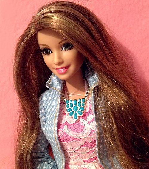 Barbie Style Glamour Luxury Fashion 11