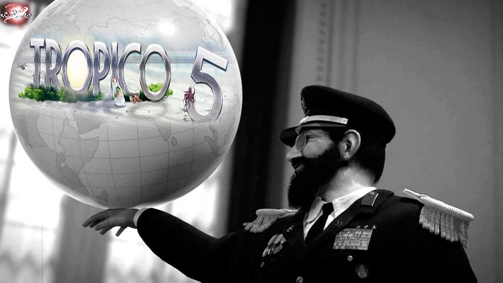 Новая игра Tropico 5 - очередная игра симулятор постройки города