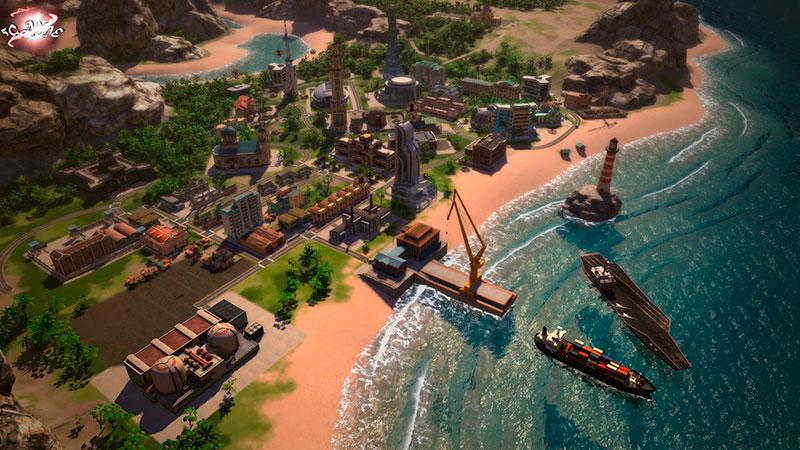 Игра симулятор постройки города