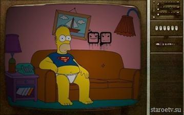 2х2 покажет новые серии Симпсонов