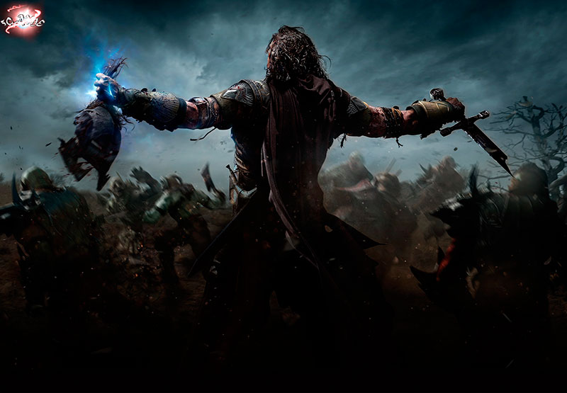 игра Middle-earth Shadow of Mordor
