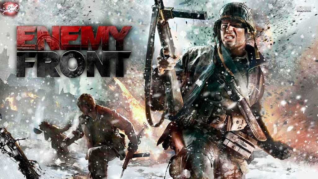 Предрелизный трейлер Enemy Front