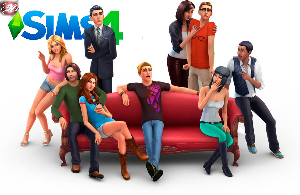 Игровые трейлеры Sims 4