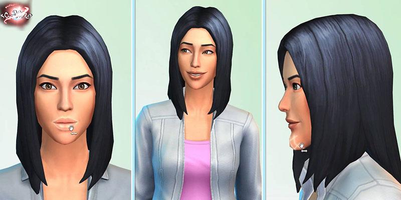 редактор персонажей Sims 4