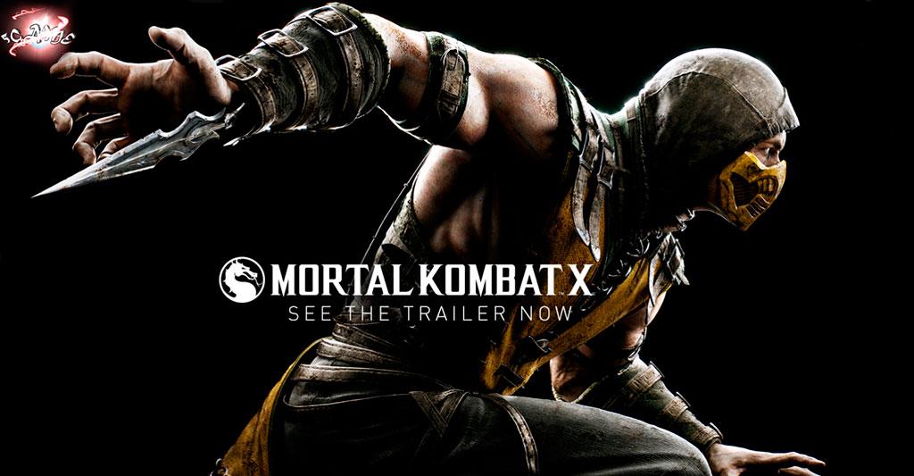 Первые картинки Mortal Kombat 10. Анонс игры состоялся