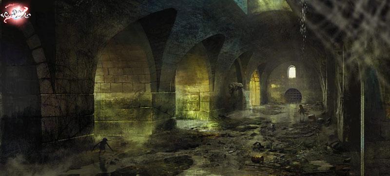 Локации Ведьмак 3