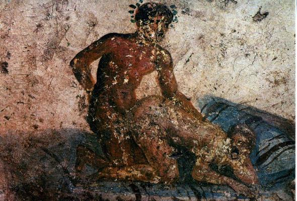 Вакханалии древнего рима порно