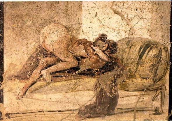 Оральный секс в древнем риме