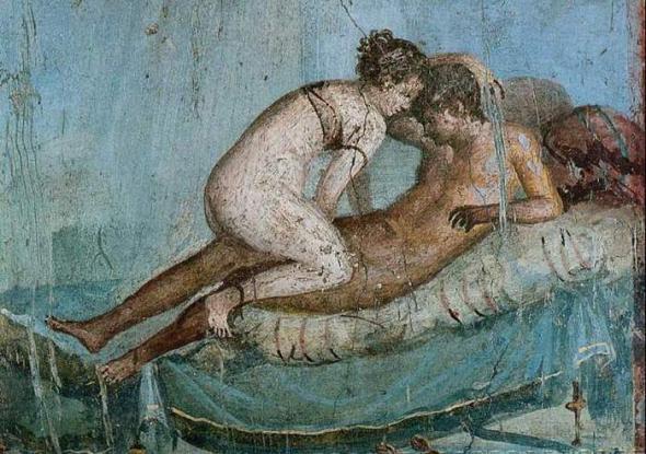 Секс с римлянином