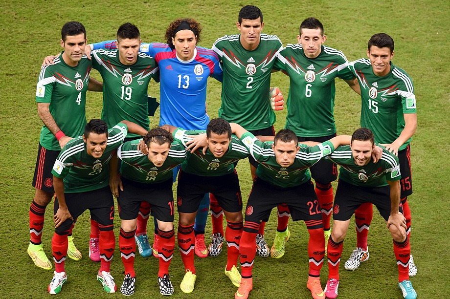 состав сборной мексики фото