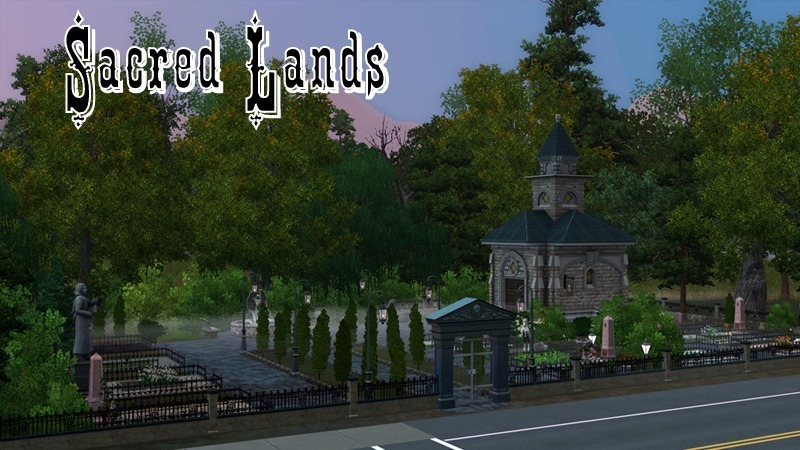 Cemetery Sacred lands by akulina