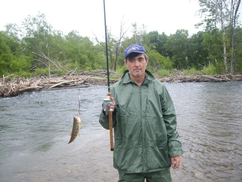 все для рыбалки приморский край