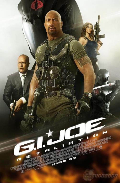 G.I. Joe: Бросок кобры 2  /  G.I. Joe: Retaliation (2013) DVDRip