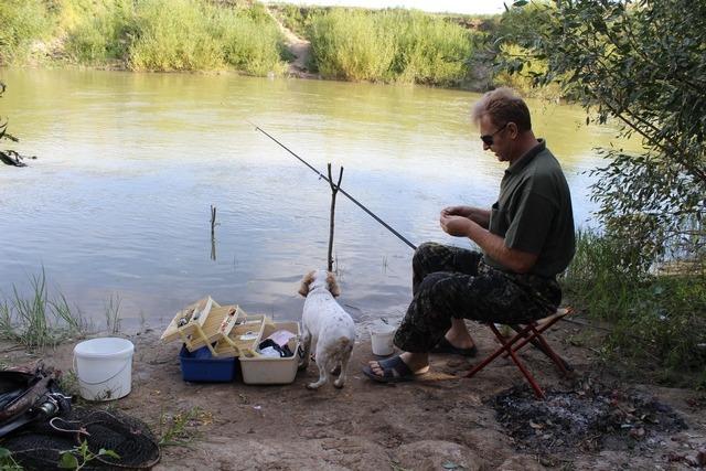 машинная рыбалка