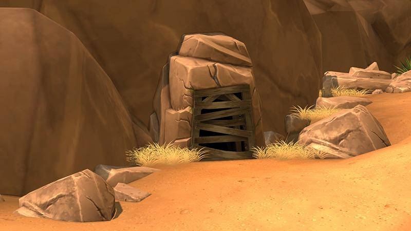 Секретные локации в Sims 4 3004179