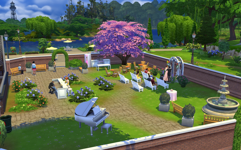 Сезонные праздники в The Sims 3 Времена года 47