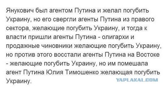 Один день на украинских политических форумах - Страница 2 3035650