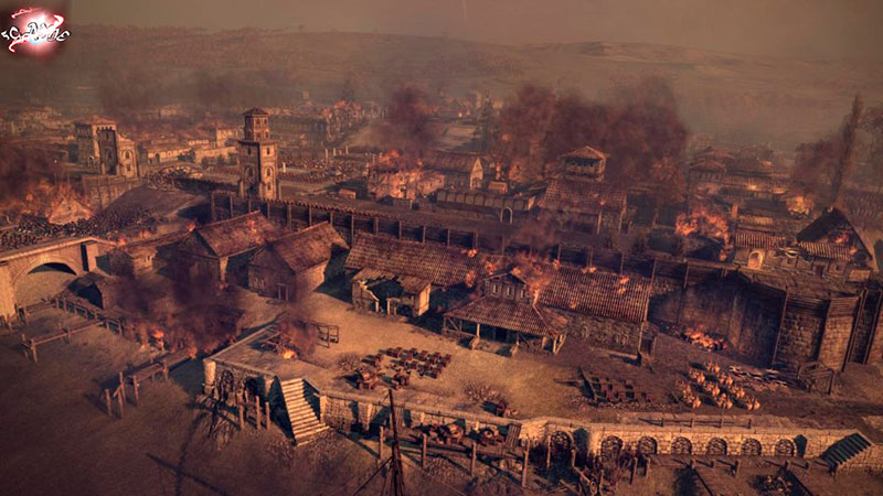 Графика Total War Attila
