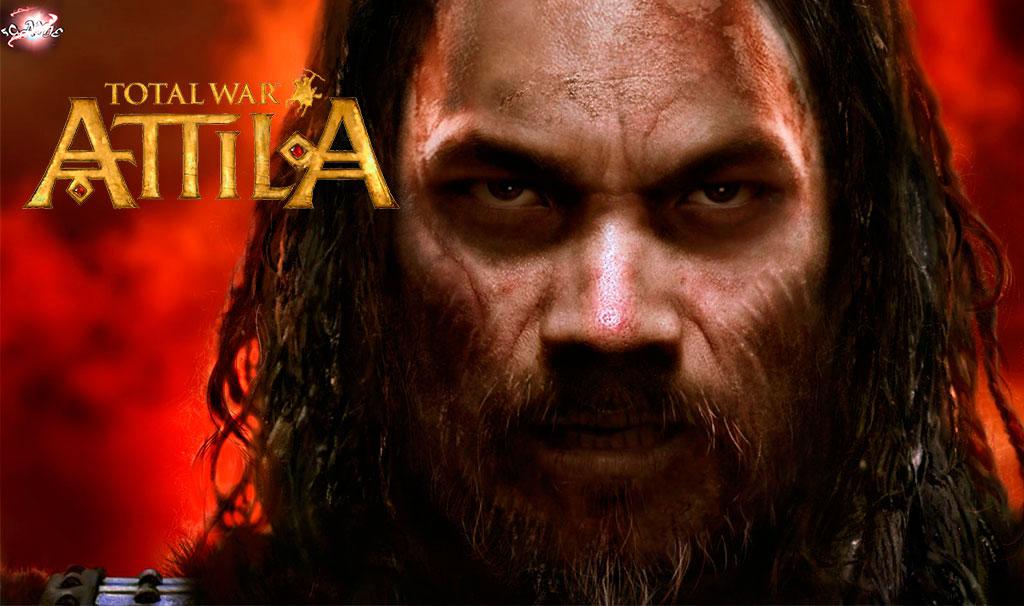 Новый геймплей  Total War Attila - пожары и баррикады