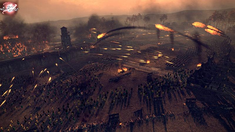 Тактика Total War Attila