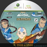 Avatar The Last Airbender The Burning Earth 3100614