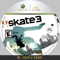 Skate 3. Русские обложки. 3110868