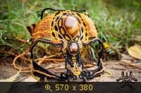 маски- макраме - Страница 2 3189289