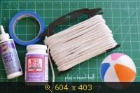 Из верёвки, бумаги... всего мягкого - Страница 2 3197212