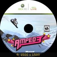 Amped 3 обложка к игре XBOX360. 330141