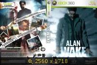Alan Wake русская обложка. 330218