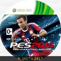 Pro Evolution Soccer 15 3379277