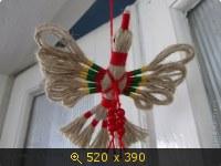 Из верёвки, бумаги... всего мягкого - Страница 2 3383141