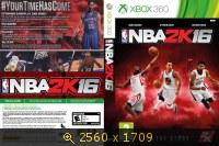 NBA 2K 16 обложка. 3458378